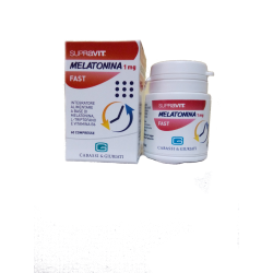 MELATONINA - 1 MG 60 CPR